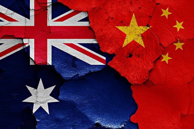 Australia accuses China of cyber attack